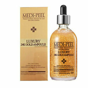 MEDI-PEEL-Luxury-24K-Gold-Ampoule-100ml-Skin-Care-Anti-Aging-Anti-Wrinkle