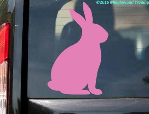 Hare Easter Nursery Walls Decor BUNNY RABBIT Vinyl Sticker Die Cut Decal