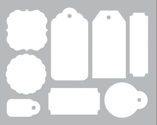 You choose *NEW* KAISER Deleted Kaisercraft /'PAPER TAGS /& SHAPES/' Journal