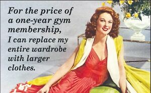 For-The-Price-Of-A-One-Year-Gym-Membership-funny-fridge-magnet-ep