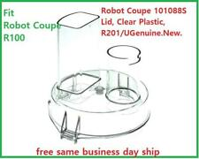 Robot Coupe 101088s Lid Clear Plastic R201u Fit R100 Genuine New