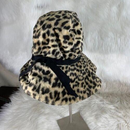 Dachettes by Lilly Dache Vintage Leopard Bucket