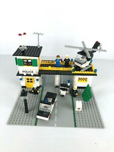 LEGO-588-381-Police-Headquarters-complet-No-instruction-1979