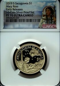 2019-S-NGC-Proof-70-UCAM-Sacagawea-Mary-G-Ross-Dollar-Silver-Proof-Set-Portrait