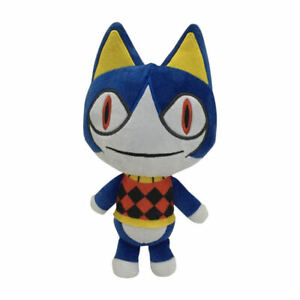 Animal-Crossing-Rover-Cat-Plush-Toy-Soft-Stuffed-Doll-Gift-21cm-Unknown-Cat