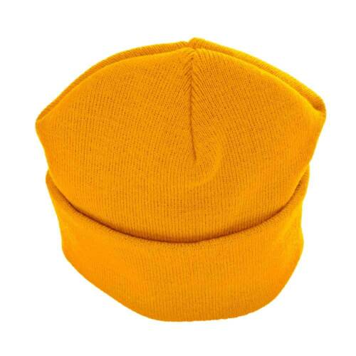 Girls Boys School Winter Knitted Stretch Ski Hats One Size fits all 10 Colours