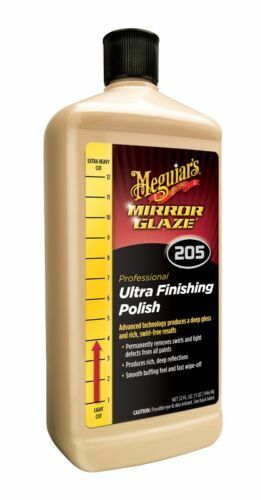 Meguiar's M205 - Ultra Polishes/Luster - 945 ML