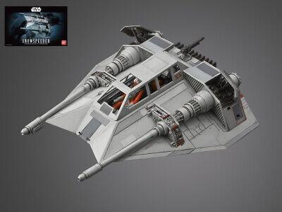 Sistematico Star Wars Snowspeeder Bandai Plastic Kit 1:72 Model Revell