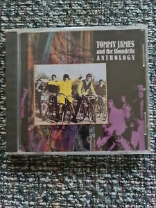 CD - TOMMY JAMES AND THE SHONDELLS-ANTHOLOGY