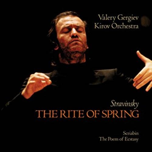 VALERY GERGIEV-STRAVINSKY: THE RITE OF SPRING / SCRIABIN:...Y-JAPAN SHM-CD D46