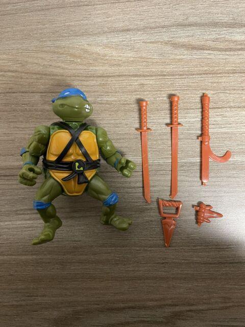 Vintage Ninja Turtles Leonardo 1988 Playmates Tmnt