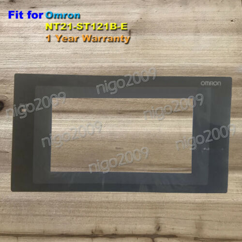 Screen Protective Film for Omron NT21-ST121B-E NT21ST121BE 1-Year Warranty