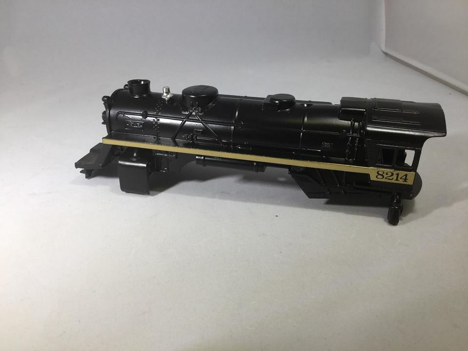 LIONEL 8214 DIE CAST Loco Replacement Parts Shell
