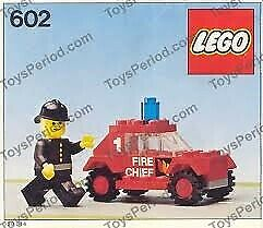 Lego andet, 602