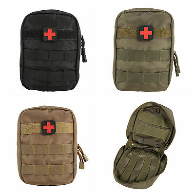 Condor Rip Away EMT Pouch MOLLE Medical First Aid Medic Bag Fold Out Design