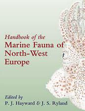 Handbook of the Marine Fauna of North-West Europe-ExLibrary