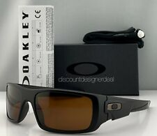 Oakley Crankshaft Sport Sunglasses Oo9239-03 Matte Black Brown Lens 60mm