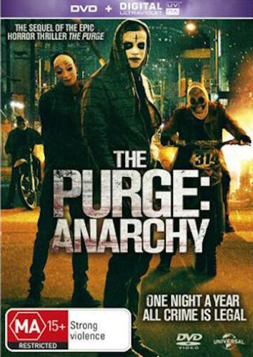 1 of 1 - The PURGE: ANARCHY : NEW DVD