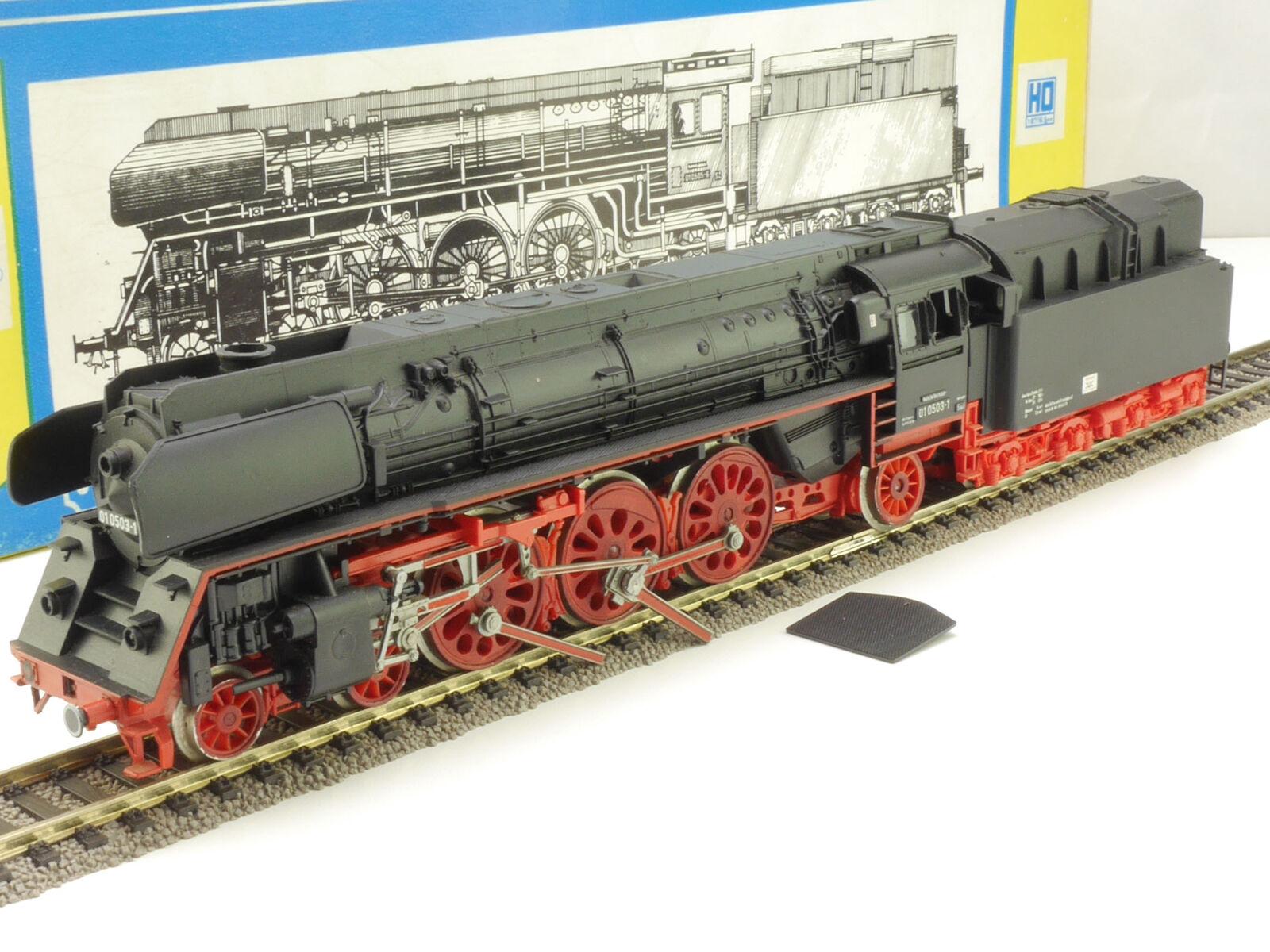 Piko Reichsbahn Reko-Dampflok 01 0503-1 DR DDR tlw fekt  OVP MA 4001-06-17
