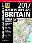 AA Road Atlas Britain 2017 by AA Publishing (Spiral bound, 2016)