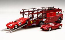Exoto / Phil Hill & Scuderia Ferrari at Le Mans 1958 / Scale 1:43 / #EXO00012GS6