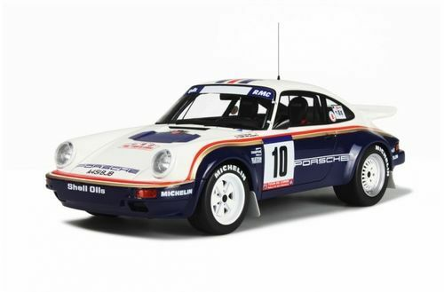 OTTOMOBILE 1 18 ot173 Porsche 911 SC RS redhmans tdc 1985