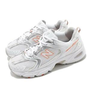 Details about New Balance 530 White Orange Men Women Unisex Casual Chunky Dad Shoes MR530AC D