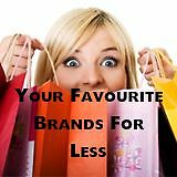 Your Favourite Brands For Less