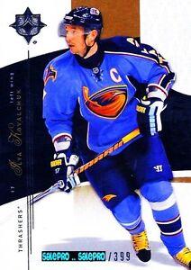 UD-ULTIMATE-2009-ILYA-KOVALCHUK-NHL-ATLANTA-THRASHERS-28-MINT-LIMITED-CARD-399