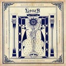 Usnea - Random Cosmic Violence [Digipak] (CD, 2014) Black/Funeral Doom Metal NEW