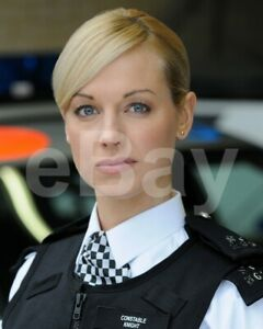 """The Bill (TV) Sarah Manners """"Kirsty Knight"""" 10x8 Photo"""