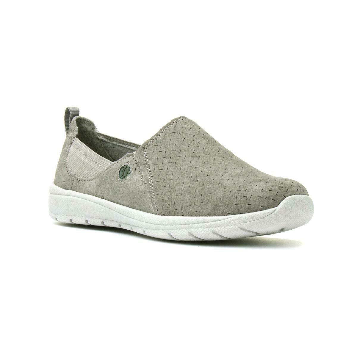 b2cb3c907 Earth Womens Grey Slip On shoes - Sizes 3,4,5,6,7,8 Casual Spirit ...