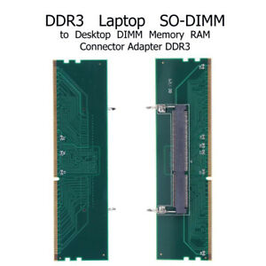 DDR3-Laptop-SO-DIMM-to-Desktop-DIMM-Adapter-Memory-Adapter-Card-240-To-204P
