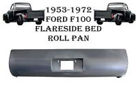 1953-1972 Ford Pickup Truck F100 F-100 Flareside Bed Steel Roll Pan