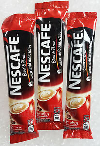 ORIGINAL NESCAFE 3 IN 1 RICH ALOMA TASTE INSTANT COFFEE ...