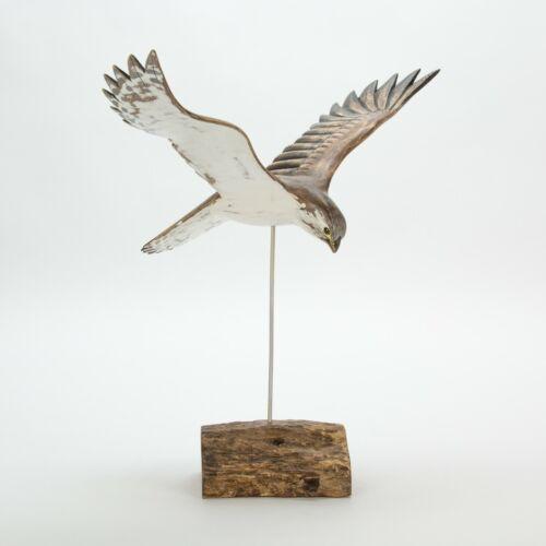 Archipelago Hand Carved Wooden Birds Kestral