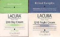 Lacura Q10 Anti Wrinkle Day Cream And Night Cream 1.7 Oz Each