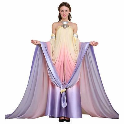 Padme Lake Dress