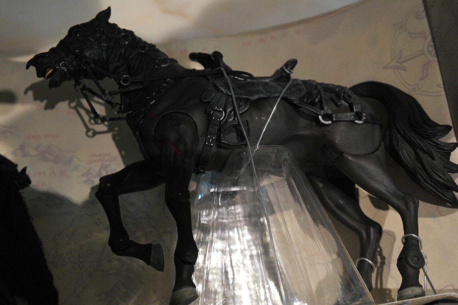 The lord of the Rings  RINGWRAIT e e e HORSE (giocattolo Biz) b78b5c