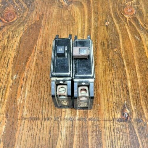 Westinghouse 35A 1P Circuit Breaker 35 Amp 1 Pole