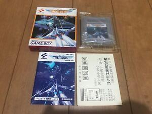 GameBoy-NEMESIS-Konami-with-BOX-and-Manual
