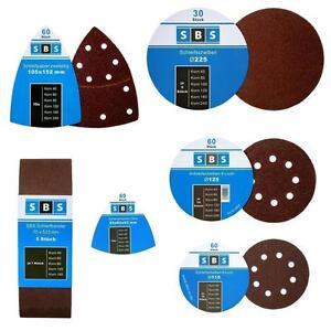 sbs klett schleifscheiben delta exenter prio giraffe band schleifpapier. Black Bedroom Furniture Sets. Home Design Ideas