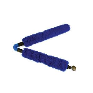 Hong-Kong-armee-Lame-Baril-Tampon-raclette-Bleu