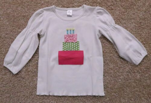 BEEHAVE GIRL/'S BOUTIQUE BIRTHDAY CAKE TOP SHIRT LONG SLEEVED NEW CHOICE