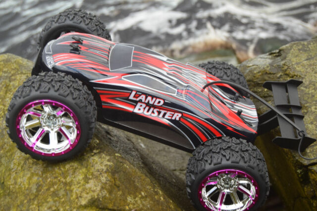 GIANT 1/12 OFF ROAD BUGGY 4WD MONSTER TRUCK RADIO REMOTE CONTROL CAR FAST  25KMPH