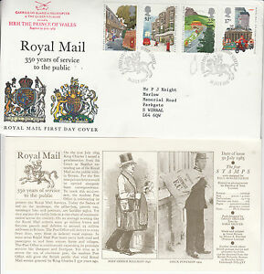 1985 Carried Royal Mail  Bagshot HS FDC - Halesworth, United Kingdom - 1985 Carried Royal Mail  Bagshot HS FDC - Halesworth, United Kingdom