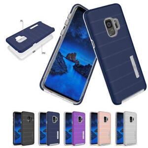 Armor-Hybrid-Shockproof-Protective-TPU-Box-Case-For-Samsung-Galaxy-S9-S9-Plus