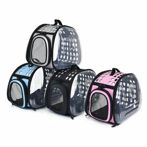 Travel-Pet-Bag-Outdoors-Puppy-Dog-Cat-Carrier-Bag-Foldable-Shoulder-Bag-Handbag