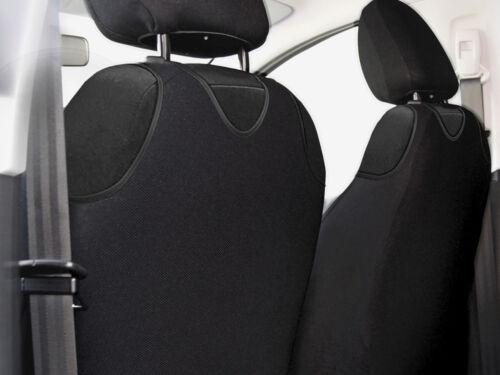 VEST SHAPE 2 x Front seat covers fit  TOYOTA YARIS 1