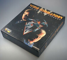 Wing Commander 4 The Price of Freedom Bigbox PC CD-ROM Version MS-DOS 5.0